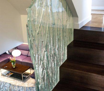 szkło stapiane